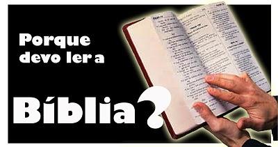 ler a biblia
